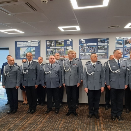 Nowy Komendat Komendy Miejskiej Policji w Płocku