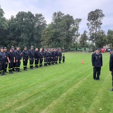 Kolejne czeki dla kolejnych strażaków z Powiatu Płockiego