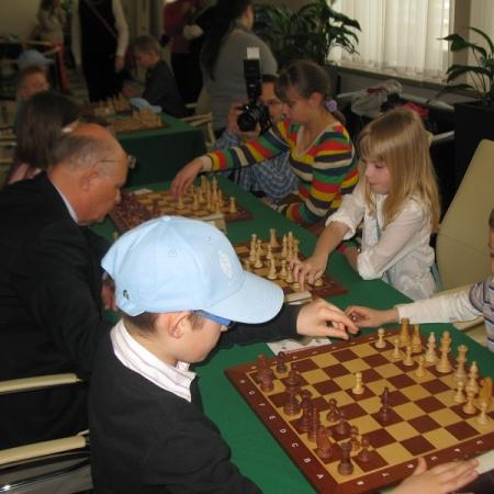 Szachiści z powiatu płockiego grali w Senacie RP