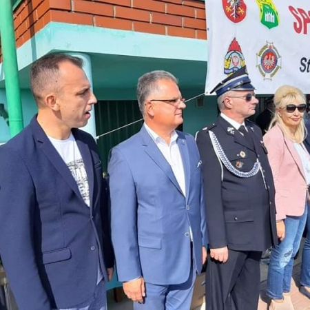 XI Powiatowe Zawody Sportowo- Pożarnicze