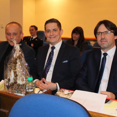 XXX sesja Rady Powiatu. Wyjątkowi goście i uchwalony budżet!